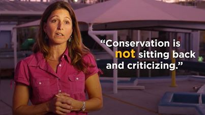 Conservation per SeaWorld