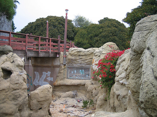 Marineland Ruins. Photo Credit: ModernDayRuins.com